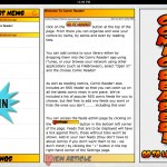 A Chance To Win Comic Reader! For iPad