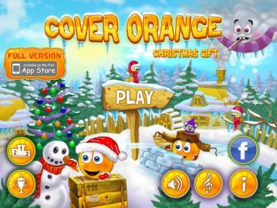 FDG Entertainment Offers The Cover Orange Christmas Gift As A Second Thank You To Their Fans