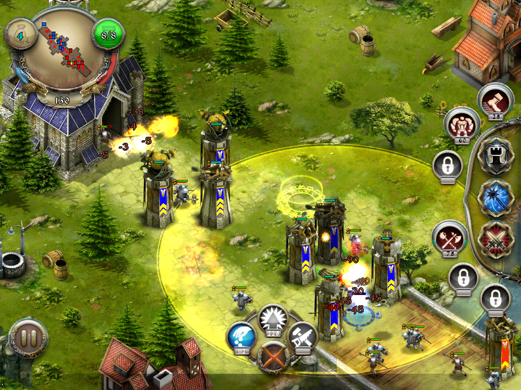 Defenders Of Ardania, Paradox Interactive's Unique Tower Defense Game, Arrives On The iPad