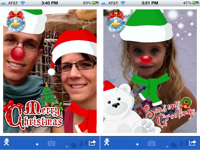 iAppCreation Releases Their Christmas Facinate App To Help Celebrate The Holidays
