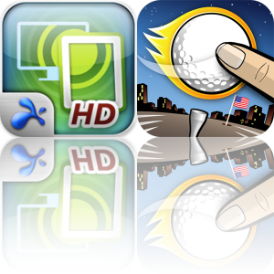 Today On Festivus: Promo Codes For Splashtop Remote Desktop And Flick Golf Extreme