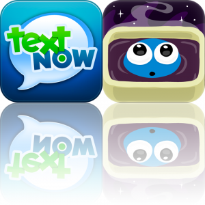 Today On Festivus: TextNow And Monster Soup