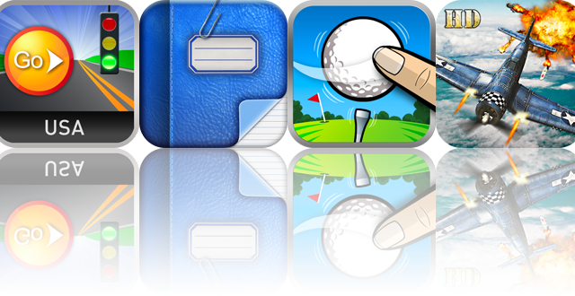 Today On Festivus: Magellan RoadMate, PhatPad, Flick Golf, And AirAttack HD