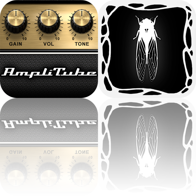 Today On Festivus: AmpliTube And Dark Meadow