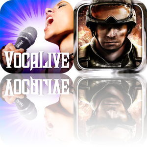 Today On Festivus: VocaLive And Modern Combat 3: Fallen Nation