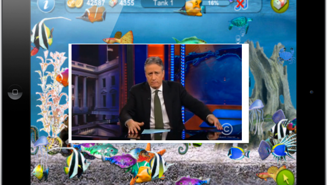 The Daily Show Goes After Freemium Apps [Video]