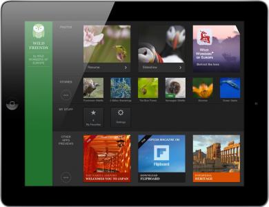Fotopedia Wild Friends Arrives In App Store
