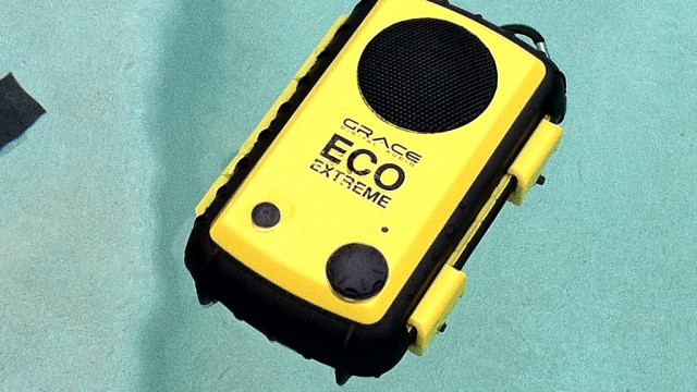 It's Music Where You Want It With The Eco Extreme Rugged And Waterproof Speaker Case