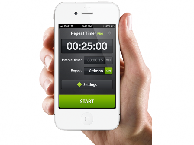 The Repeat Timer Pro App Arrives In App Store
