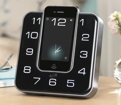 The ILIVE Clock Radio