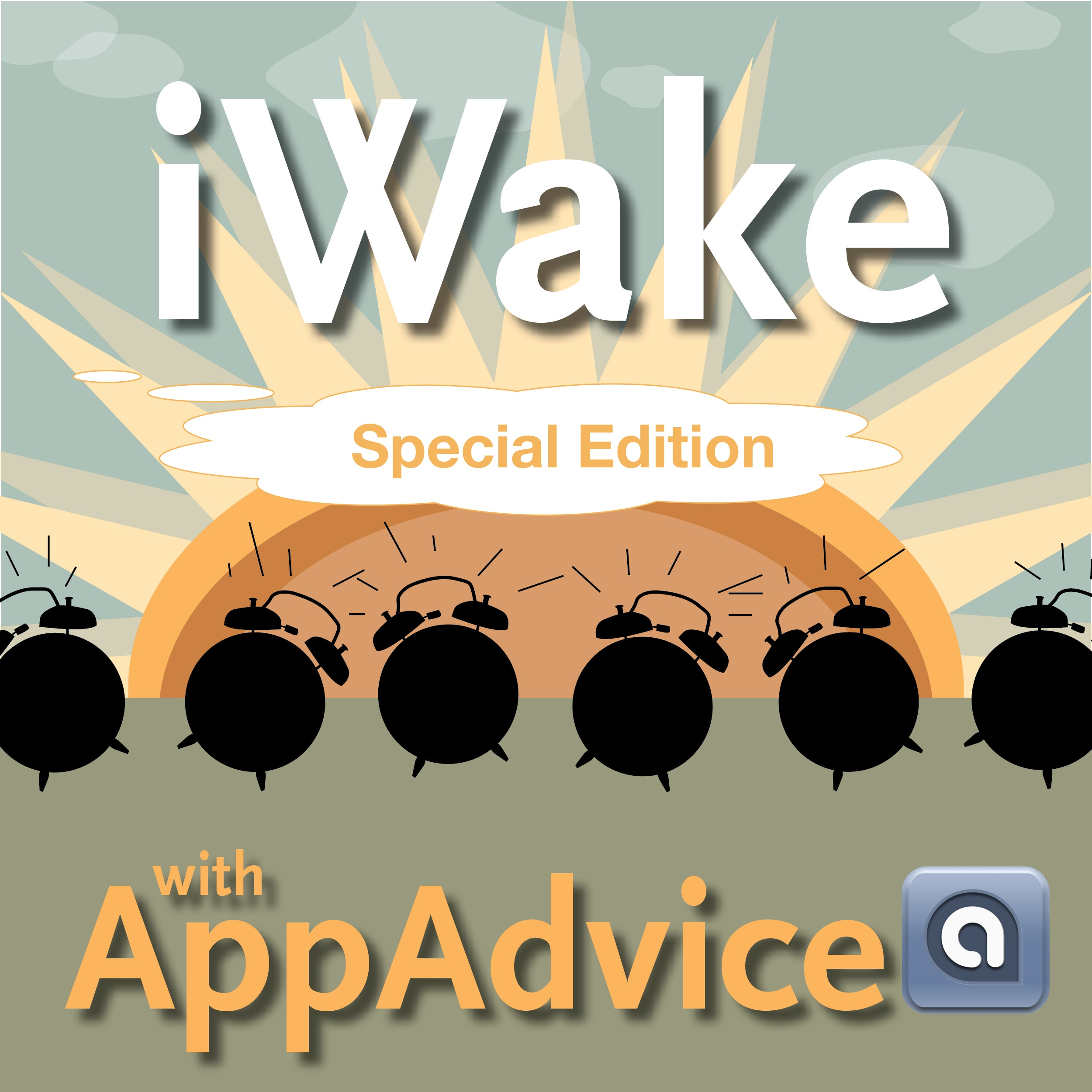 iWake With AppAdvice SE: Steve Jobs