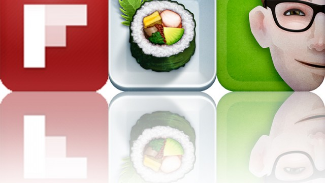 AppAdvice Daily: Flipboard, Evernote Food, And Evernote Hello - All Hit The App Store