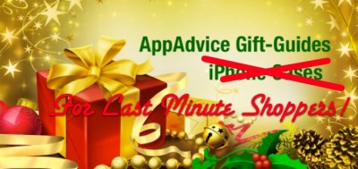 AppAdvice EXTRA: Gifts For The Last Minute Shopper