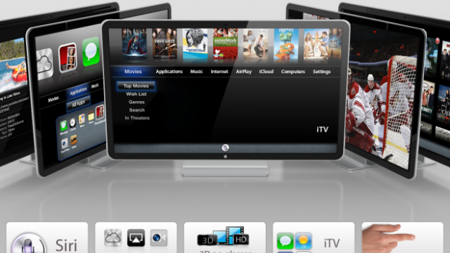 Old Rumors And New Ideas Fuel Round Two Of Apple TV Set Speculation
