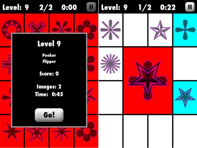 Take A Test Play Of Smappsoft's Challenging Puzzle Game By Downloading Look Again Lite