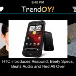 TrendOY! Is A News App With Some Interesting Features