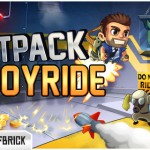 Jetpack Joyride Updated: New Missions, New Environments And More!