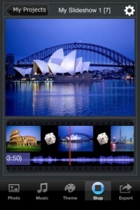 Slideshow+ by Shenzhen Socusoft Co., Ltd screenshot