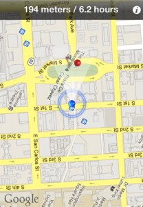 Find My Car Smart Uses Low Energy Bluetooth To Help You Find Your Vehicle