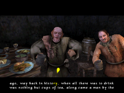 Strum Your Way Through Packs Of Wolves With The Bard's Tale