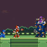 MEGA MAN X Comes To iOS, Wall-Climb Your Way To Victory