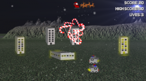 Santa Post by Chunkout Pty Ltd screenshot