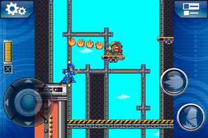 MEGA MAN X by CAPCOM screenshot