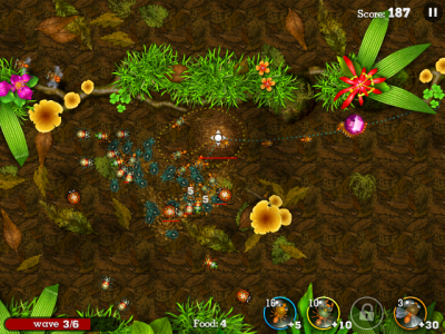 Anthill: Tactical Trail Defense, A Castle Defense Game For Insect Lovers