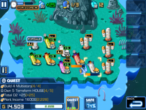 Space Frontier. by Digitalfrog screenshot