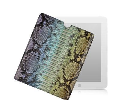 Python Leather iPad Case