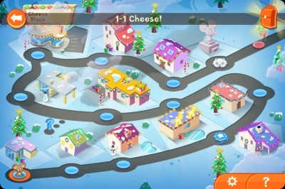 Spy Mouse Gets Its Own Minor Holiday Update, Including Additional And Modified Challenges