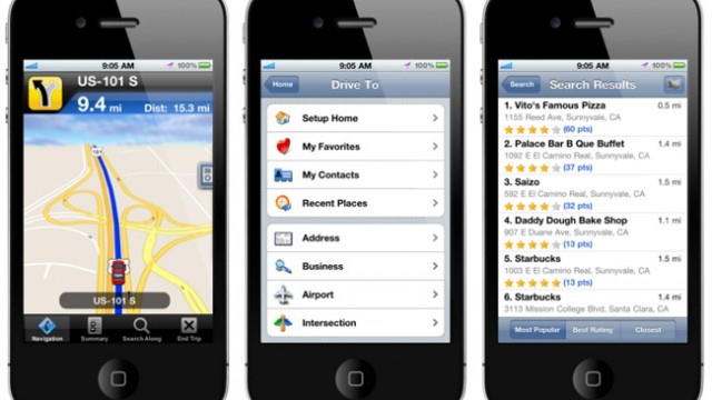 TeleNav Frees Mobile GPS With Browser-Based Navi Suite