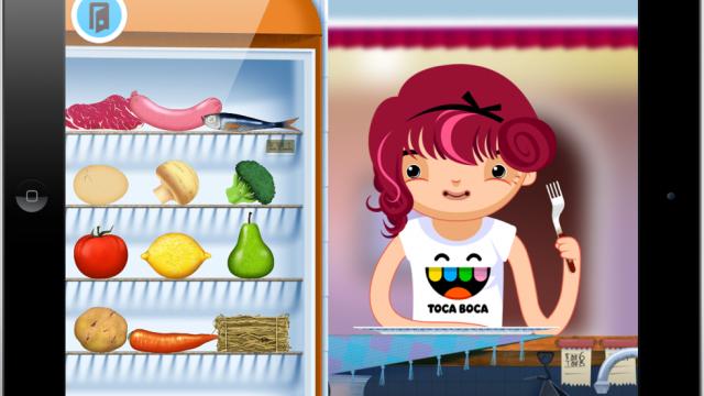 First Look: Toca Kitchen
