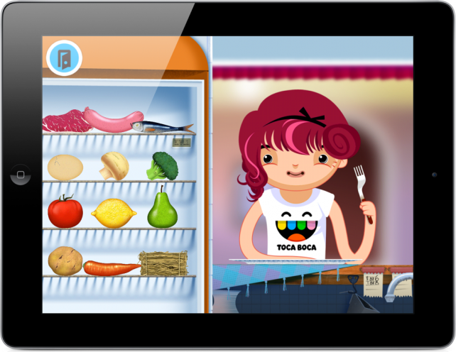 First Look: Toca Kitchen