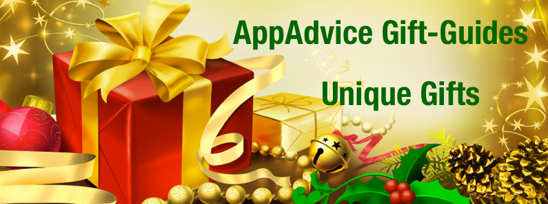 AppAdvice Gift-Guide: Unique iOS Gifts