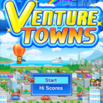 Kairsoft Finally Releases Venture Towns For iOS