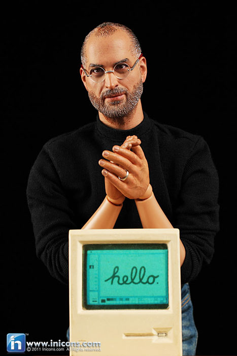 Steve Jobs Doll Legal After All