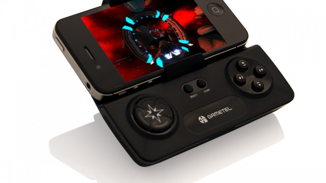 Gametel Wireless Gamepad Is Here: Now For iOS Devices