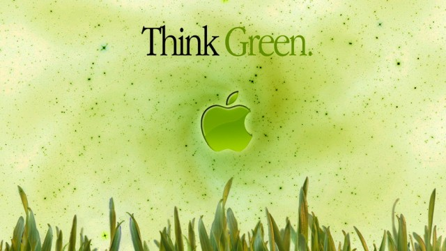 Apple Is Going Greener With Halogen-Free Power Cables