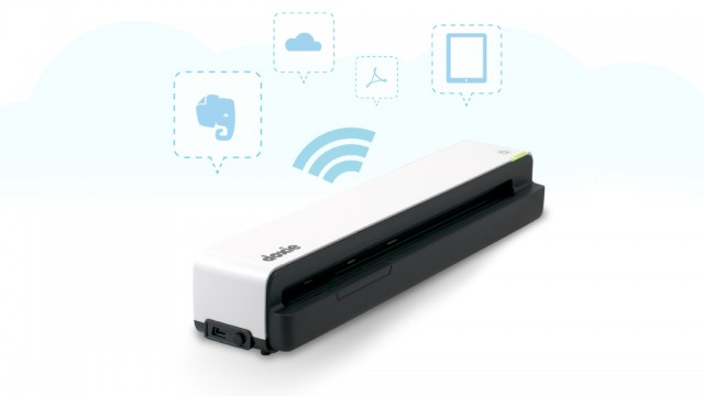 Macworld 2012: Doxie Go Scanner Now With Wi-Fi