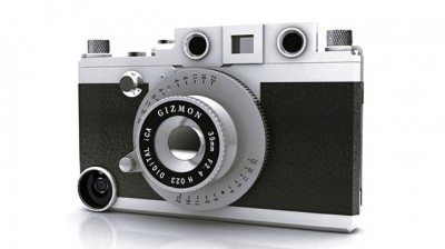 The GIZMON iCA Can Make Your iPhone Look Like A Classic, Retro Camera