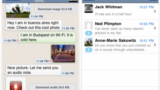 WhatsApp Messenger Disappears From The App Store [Updated]