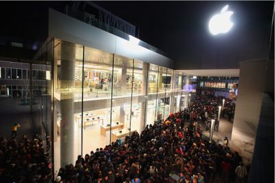 According To Tim Cook, Apple Underestimated Demand For The iPhone 4S In China