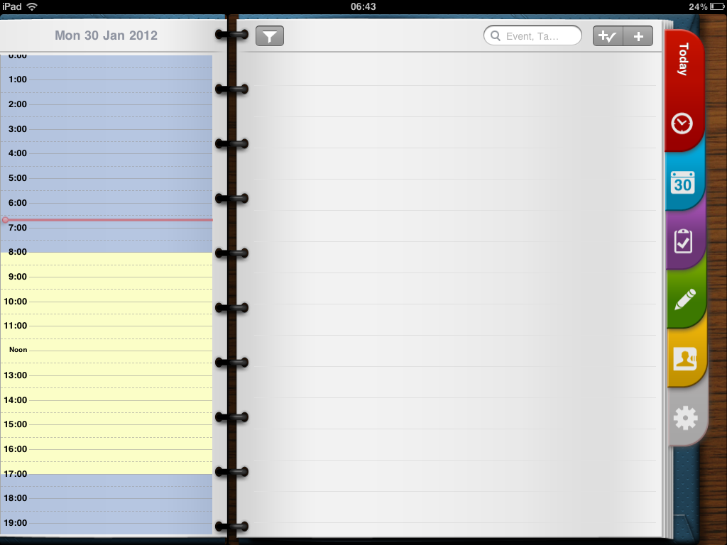 Pocket Informant For iPhone And iPad Updated: Many New Features Added!