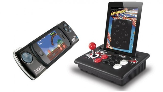 iCade Goes Slimline For CES, Introduces iCade Jr. For iPhone