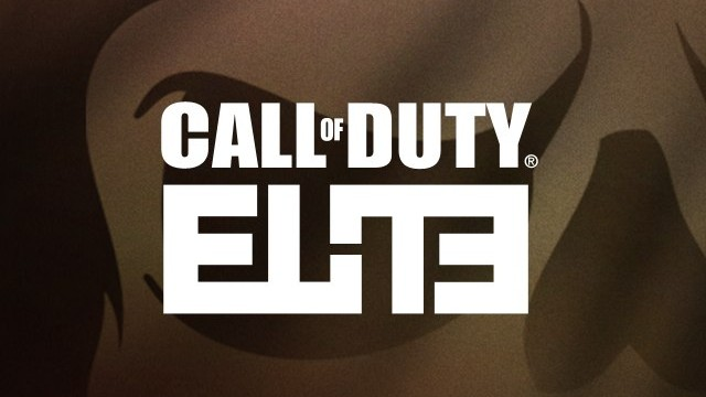 Call Of Duty ELITE: Take COD With You, Wherever You Go