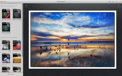 Nik Software Launches Snapseed In The Mac App Store