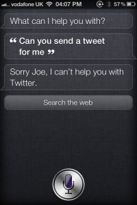 Jailbreak Only: Upcoming Tweak To Allow Siri-Powered Tweeting