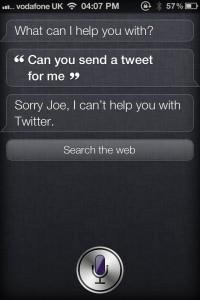 Jailbreak Only: Upcoming Tweak To Allow Siri-Powered Tweeting