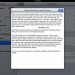 Apple's iOS 5 Beta 3 Makes Reference To Siri Dictation For iPad